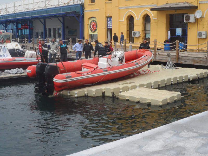 plataformas flotantes embarcaciones