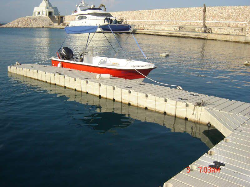embarcadero para embarcaciones
