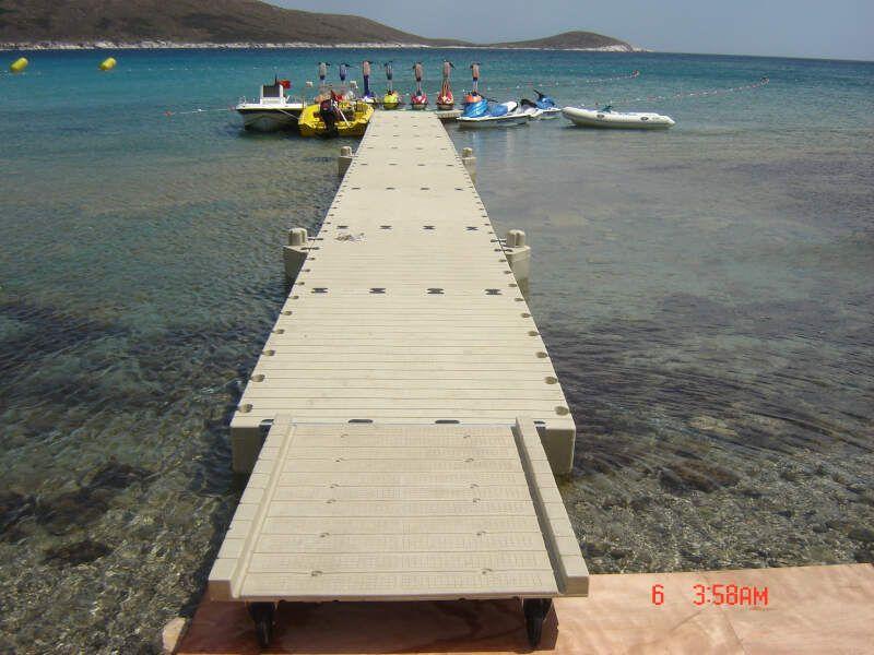embarcadero modular flotante