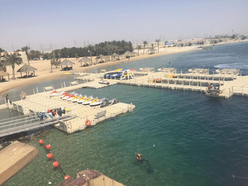 plataformas flotantes motos agua