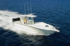 tipos de barcos de pesca deportiva